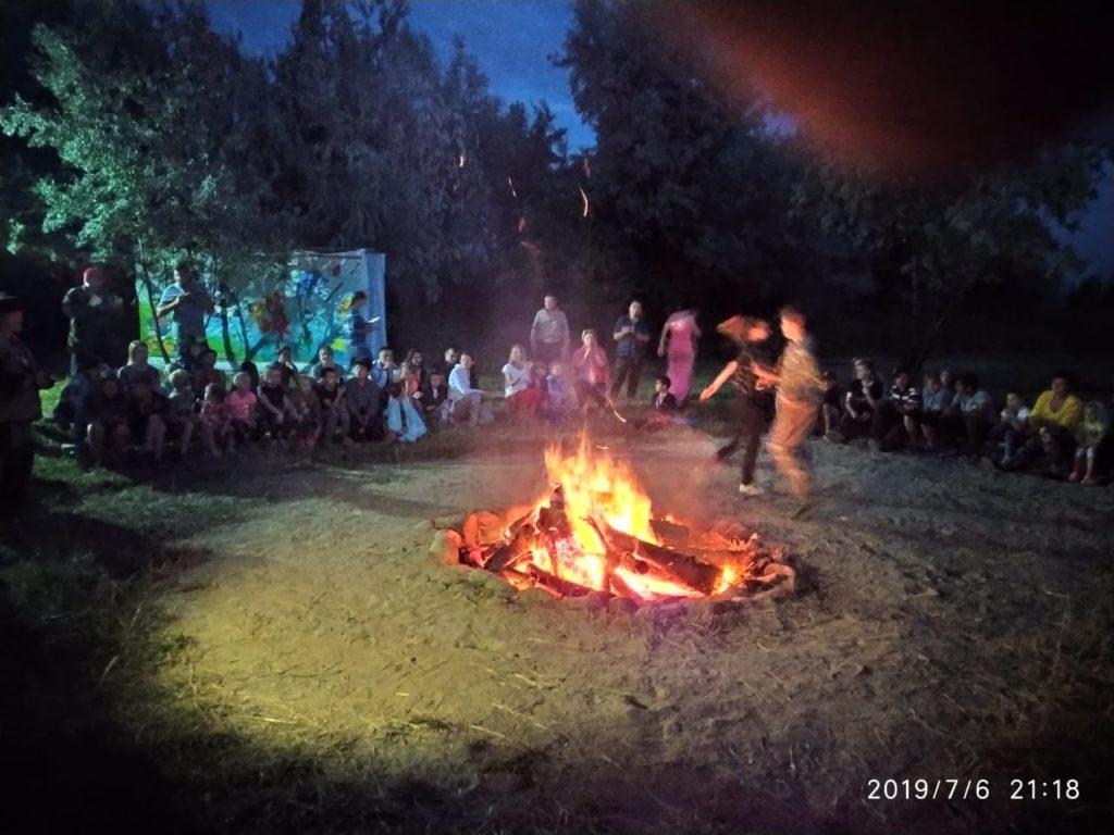Кадетский лагерь