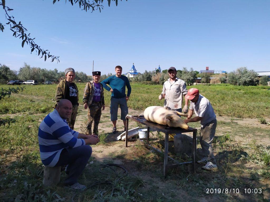 Сход атаманов Казахстана