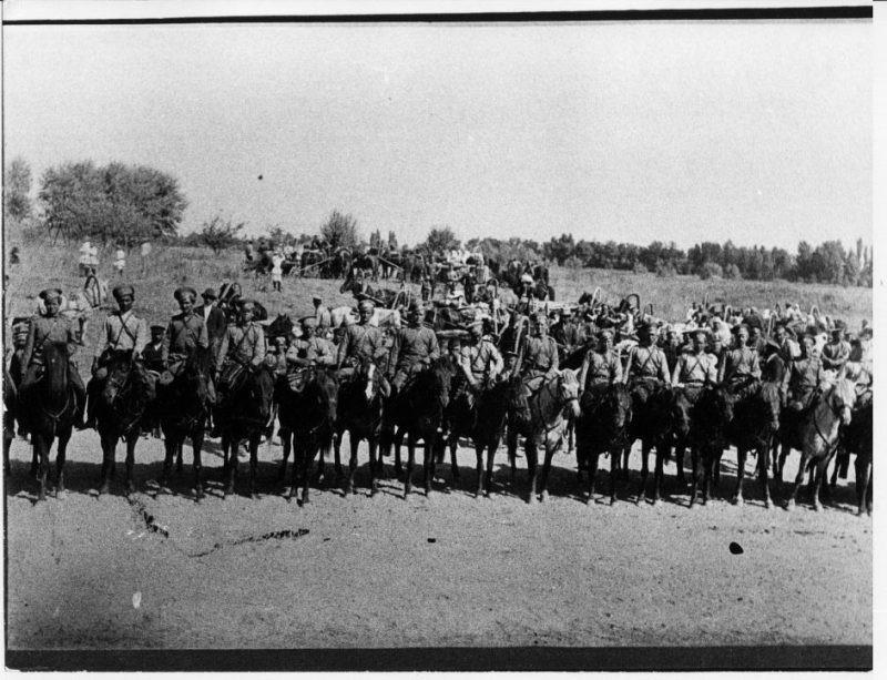 Список нижних чинов СКВ 1909 г