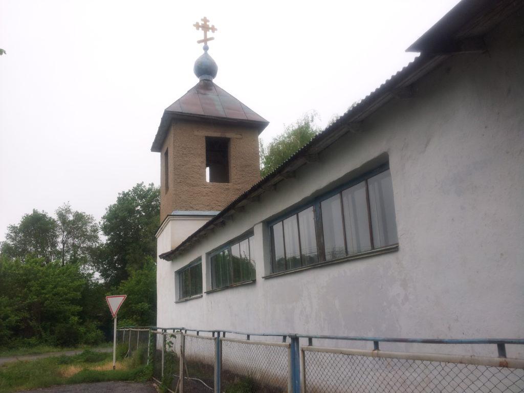 Сбор на строительство Саркандской церкви