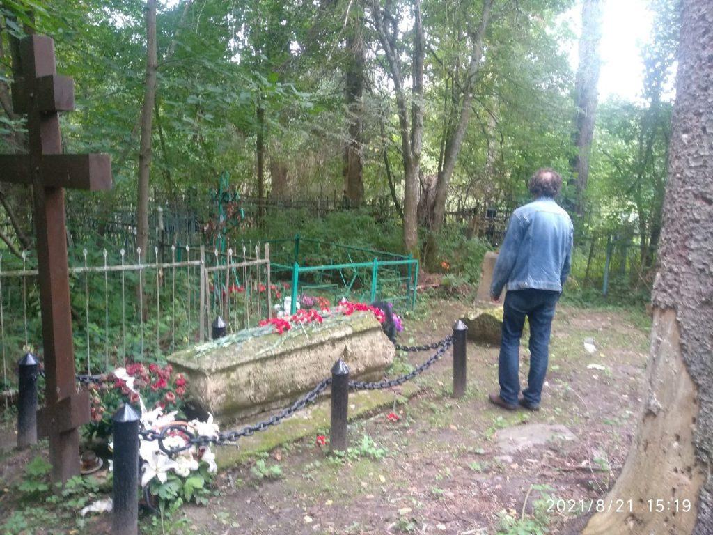 Как мы искали могилу Татищева…